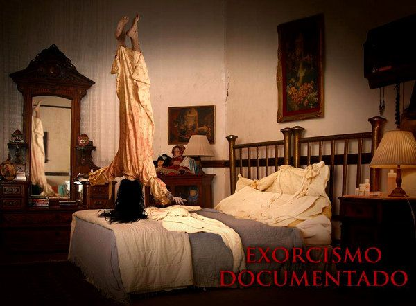 exorcismo documentado terror
