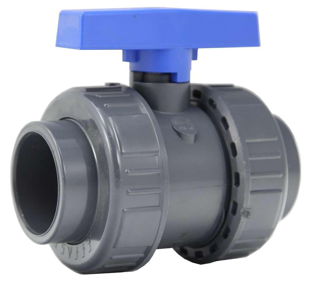Vanne pvc 32 ff coller pression raccord piscine for Raccord pvc piscine 50