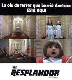El Resplandor (Stanley Kubrick)