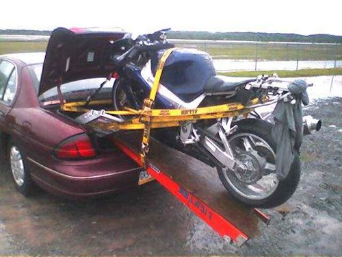 Yzf600r Forums View Topic Question Re Fitting Bike In